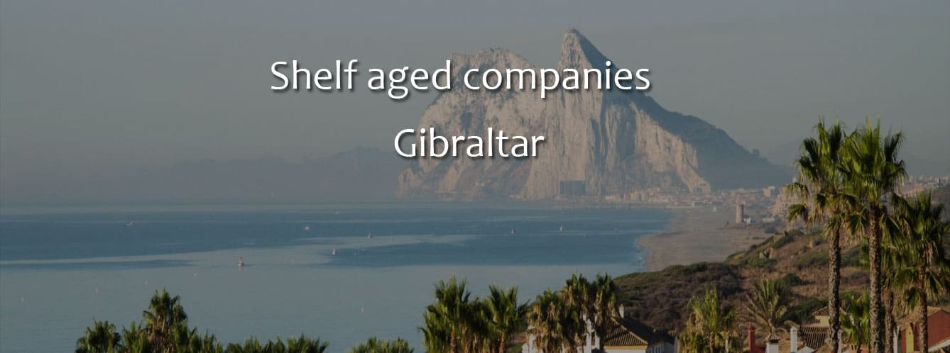 Shelf Aged Companies Gibraltar - Non-Resident Limited Company